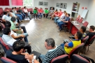 Sindsef promove encontro com entidades organizadas com objetivo de criar Fórum estadual dos trabalhadores