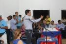 Sérgio Bouez participa de debate no SINTERO e promete valorizar Educação