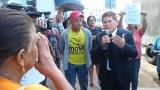 Após protesto, Caixa promete iniciar pagamento de precatório aos técnicos educacionais do Estado