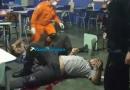 Vídeo: Criminosos invadem escola, tentam matar seguranças e fogem com duas armas