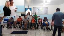 Primeira dama de Porto Velho faz doação de salário do prefeito a entidades filantrópicas