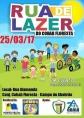 Semes realiza mais uma Rua de Lazer neste sábado em Porto Velho