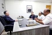 Jean Oliveira indica necessidade de Corpo de Bombeiros na Ponta do Abunã