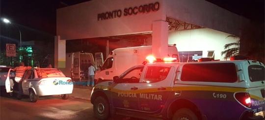 Criminosos tentam matar adolescente a tiros em bar de Porto Velho