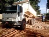 Semosp está com várias frentes de trabalho na área urbana e rural de Ji-Paraná
