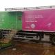 Carreta do Hospital de Câncer aguarda mulheres para exames de mamografia