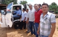 Caerd atende Jean Oliveira e leva água tratada ao distrito União da Vitória em Curumbiara