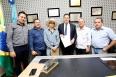 Maurão confirma maquinário para Cacoal e liberação de emenda de R$ 1 milhão