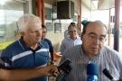 Deputado Airton recepciona Secretário de Aviação Civil em Ji-Paraná