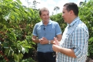 Prefeito quer fortalecer cafeicultura nos distritos