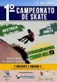 Prefeitura da capital promove campeonato de skate neste final de semana
