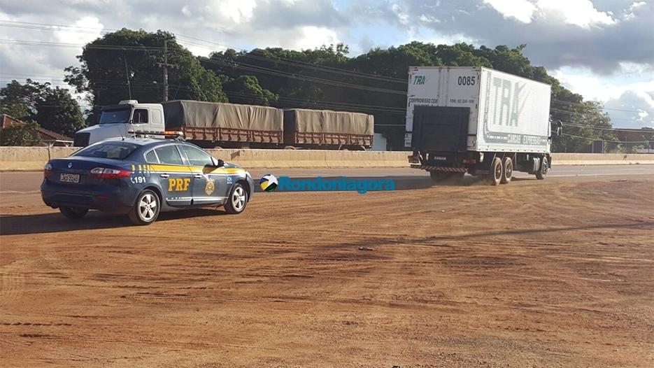 Em Porto Velho, PRF descobre galpão com mais de 600 televisões roubadas; dono é preso