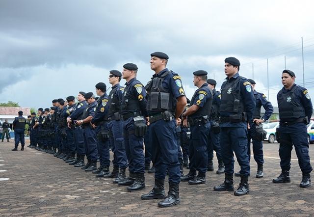 Megaoperação em todo o Estado coloca 1.190 policiais nas ruas até 6 horas de sábado