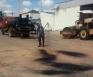 Secretaria de Obras com operação tapa buracos em vários pontos da cidade