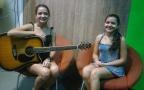 Princesas do sertanejo seguem agenda em Porto Velho divulgando música de trabalho; veja vídeo