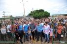 Centro de Artes e Esportes Unificados é entregue com festa na Zona Leste