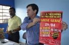 Trabalhadores criam Fórum contra as reformas do Governo e organizam greve geral na sexta-feira