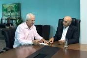 Airton discute com governador Confúcio investimentos para Ji-Paraná