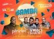 Fim de semana tem Samba Porto Velho, Elizabeth Savalla e muito mais. Confira a agenda