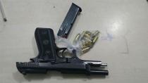 Servidor público e esposa são presos por porte ilegal de arma de fogo em Porto Velho