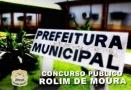 Com salários de até R$ 7.522, concurso da Prefeitura de Rolim de Moura encerra inscrições na sexta-feira