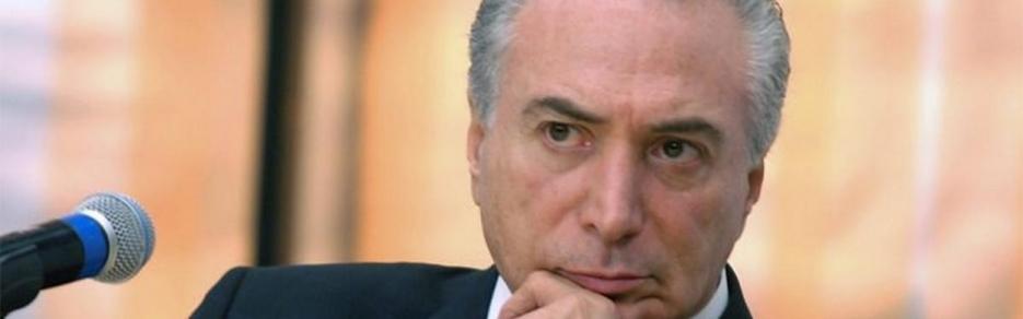 Ouça: Gravações confirmam que Temer mandou proteger Cunha