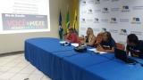 Ao vivo: Secretária de Esportes e primeira-dama falam sobre o Dia do Desafio em Porto Velho