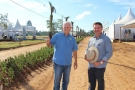 Emenda do deputado Airton garante arborização e embelezamento da Rondônia Rural Show