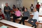 Reunião com liderança define ações da Prefeitura para a comunidade