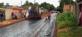Prefeitura de Porto Velho começa programa de asfaltamento urbano no Bairro Cuniã