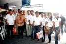 Futuros agrônomos e veterinários da Bolívia se encantam com a 6ª Rondônia Rural Show