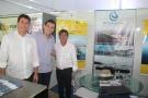 Gigante mundial da navegação marítima projeta aumento em 300% no volume de cargas de Rondônia em 2017