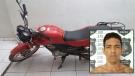 Foragido é recapturado com moto roubada na Zona Leste