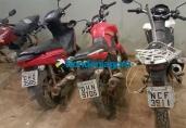 Quadrilha é presa levando motos roubadas para Bolívia