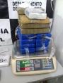 Denarc prende traficante com 16 quilos de cocaína em Porto Velho