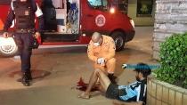 Morador de rua é esfaqueado quando consumia drogas em Porto Velho
