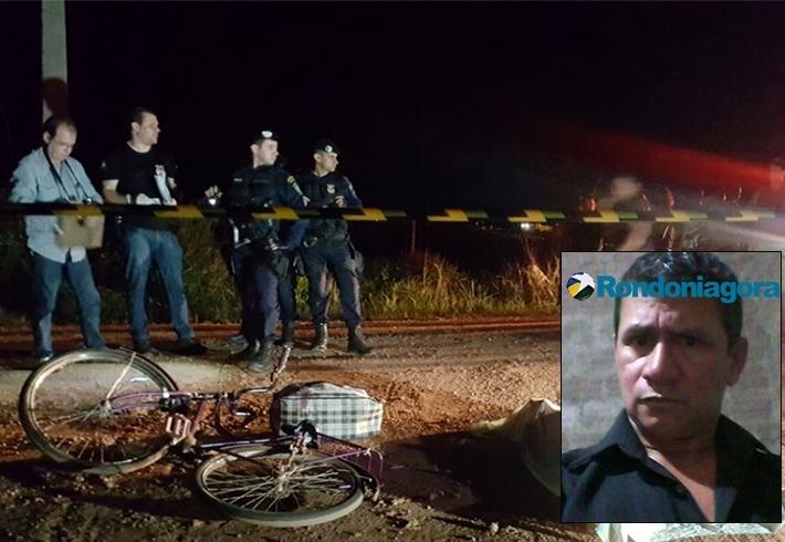 Eletricista é morto com vários tiros quando voltava pra casa