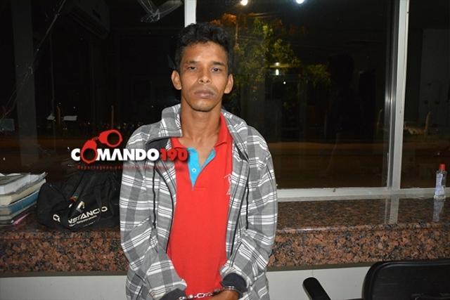 PRF prende membro do PCC saindo de Ji-Paraná em táxi para Porto Velho