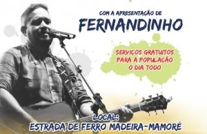 Sertanejo, forró e show gospel são atrações em Porto Velho; veja agenda