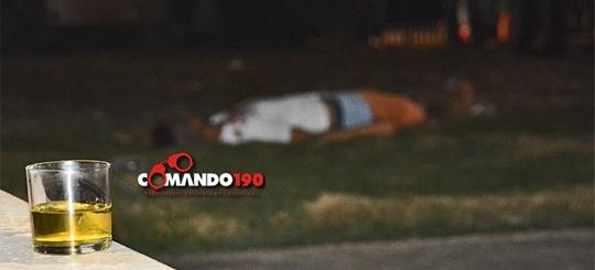 Criminosos invadem festa em residência e matam jovem de 19 anos a tiros