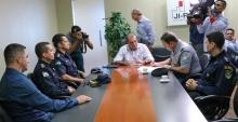 Prefeitura de Ji-Paraná e Polícia Militar assinam convênio de R$ 84 mil
