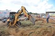 Na Capital, mutirão de limpeza atende comunidade da Vila Tupi