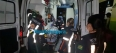 Vídeo: Padrasto e enteado de 4 anos são baleados durante roubo a residência na capital
