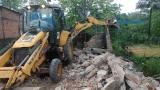 Casas em áreas de risco são demolidas em Porto Velho