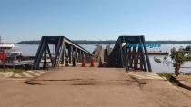 Mesmo após substituição de cabos quebrados, Terminal Hidroviário de Porto Velho continua interditado