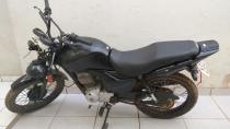 Jovem é preso com motocicleta adulterada na Zona Leste da capital