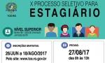 Estão abertas as inscrições para estagiário do Tribunal de Contas; remuneração é de R$ 1,2 mil