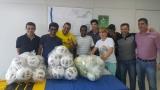 Semes entrega material esportivo para treino das equipes de Porto Velho para o JIR 2017