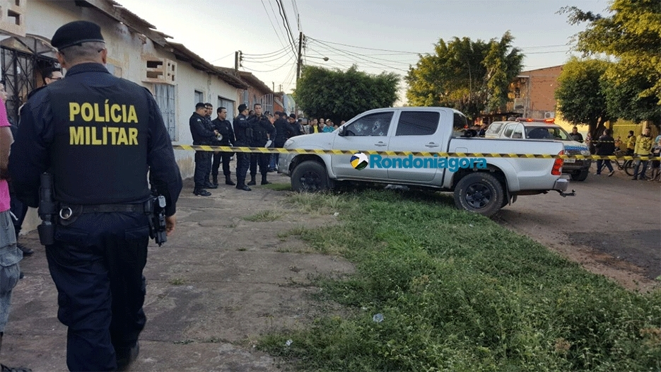 Sargento da PM é assassinado na Capital