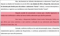 Família Cassol pede que Justiça proíba ex-mulher de Reditário usar sobrenome da família